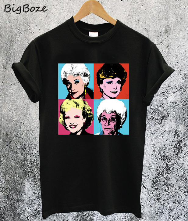 The Golden Girls T-Shi