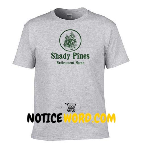 Shady Pines Retirement Home Funny Golden Girls Sophia Graphic T Shi