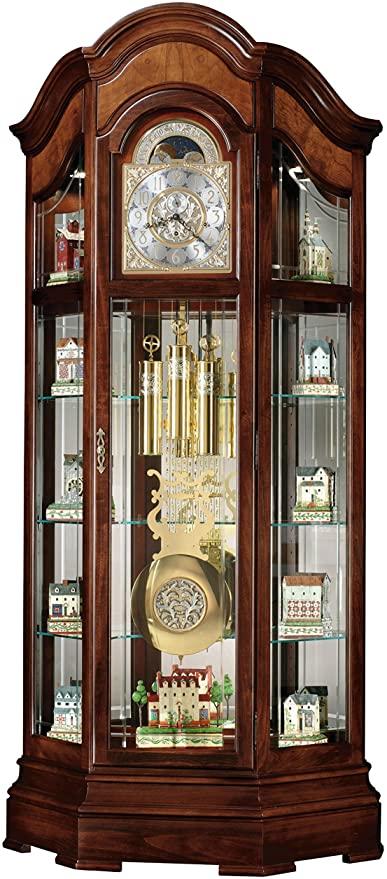 Amazon.com: Howard Miller 610-939 Majestic II Grandfather Clock by .