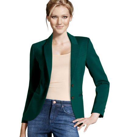 Green Blazers