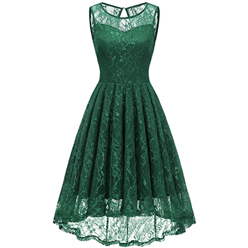 Forest Green Dresses: Amazon.c