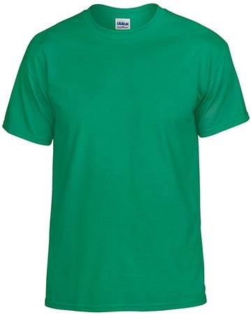 Kelly Green Blank T-shirt – DCG T-shir