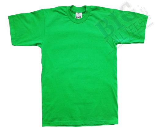 Light Green Big and Tall T-Shirts - Big and Tall: T-shirts & Long .