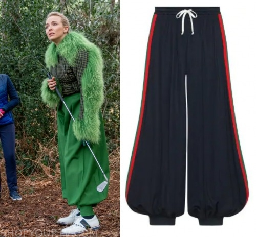 Killing Eve: Season 3 Episode 7 Villanelle's Green Trousers | Shop .