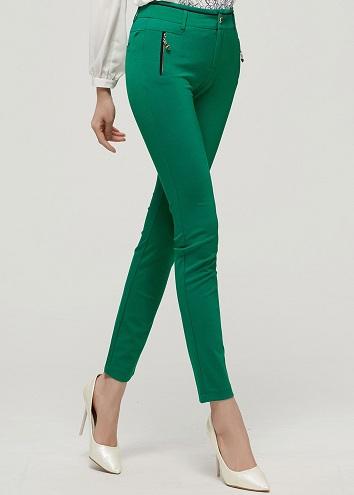 List of Top-Rated Designs of Green Trousers for Men and Wom