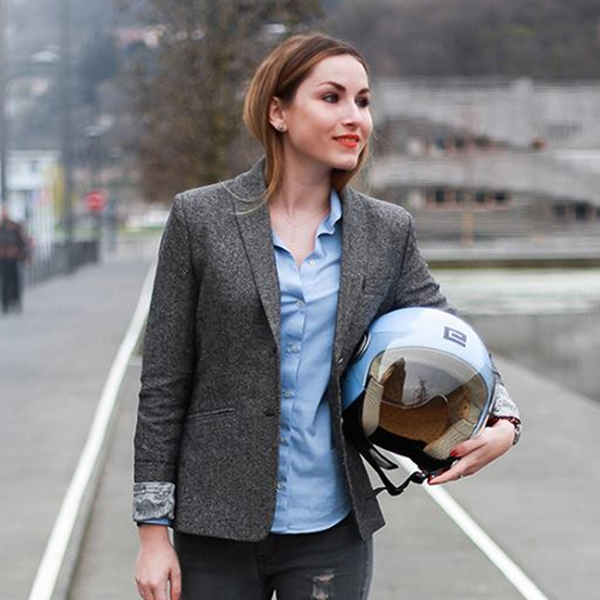 Updated] Fashion Guide: How to wear Women's Tweed Blazers in 2020 .