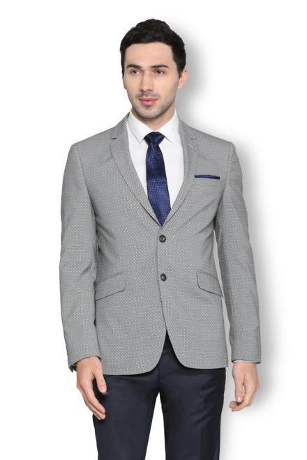 Van Heusen Suits & Blazers, Van Heusen Grey Blazer for Men at .