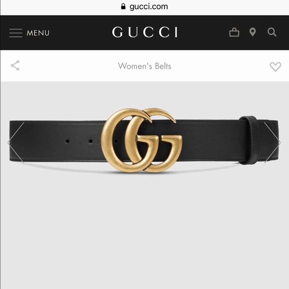 Gucci Accessories | Womens Belt | Poshma