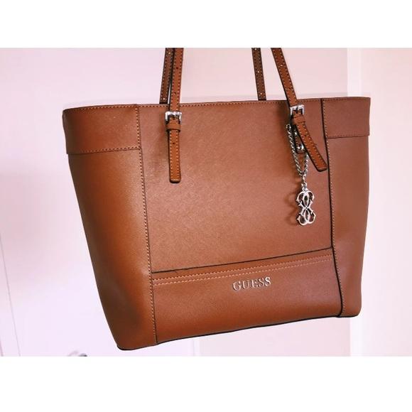 Guess Bags | Brown Bag | Poshma