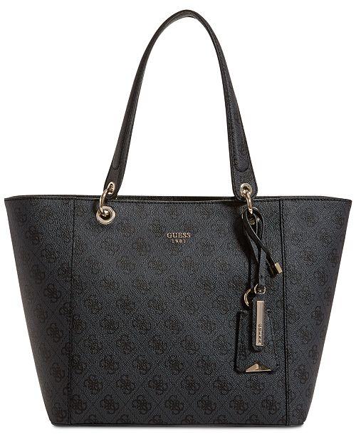 GUESS Kamryn Signature Tote & Reviews - Handbags & Accessories .