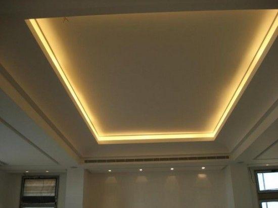 Gypsum Ceiling Design for Office …   Langit-langit, Desain .