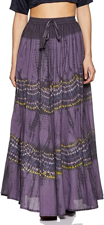 Amazon.com: Habiller Women's Cotton Elastic Waistband Ankle Length .
