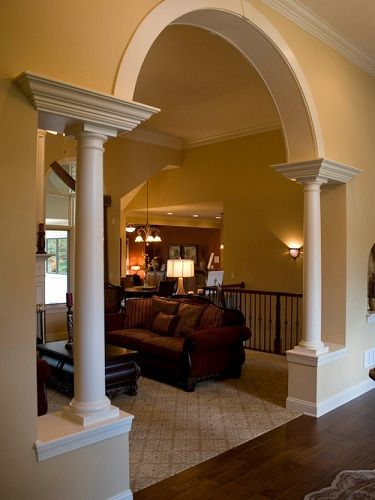 15 Trendy Hall Arch Designs To Deck Up Your House In 2020 (With .