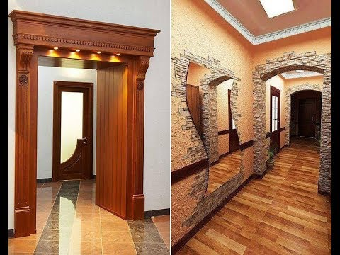 Door Arches Design 14 Ideas | 2018 | Door Design Series - Episode .