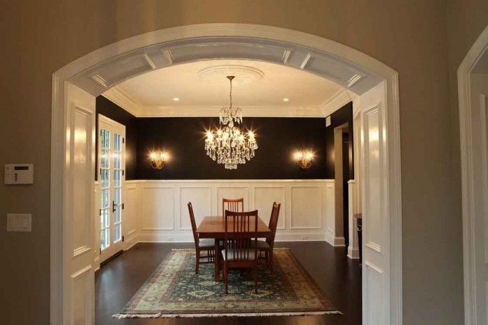 Home Hall Arch Design | The Expe