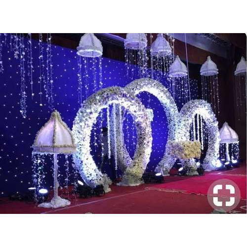 Wedding Hall Decorations Services at Rs 50000/day | हॉल की .