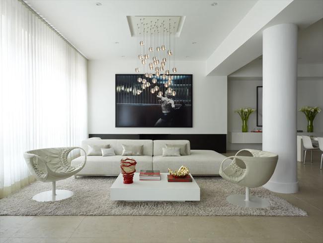 Super Stylish Interior Design for a Fl