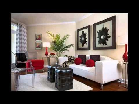 living room interiors for small flat Interior Design 2015 - YouTu