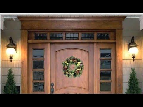 Top 50 Modern Main Door design |Hall Door | Wooden door .