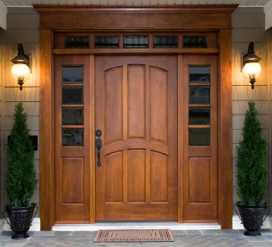 Hall Door Designs