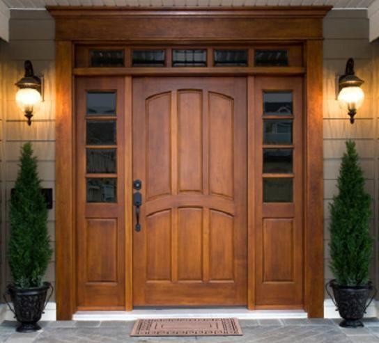 Hall Door Designs