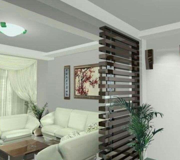 Kitchen & Hall Divider 13 | Living room partition, Living room .