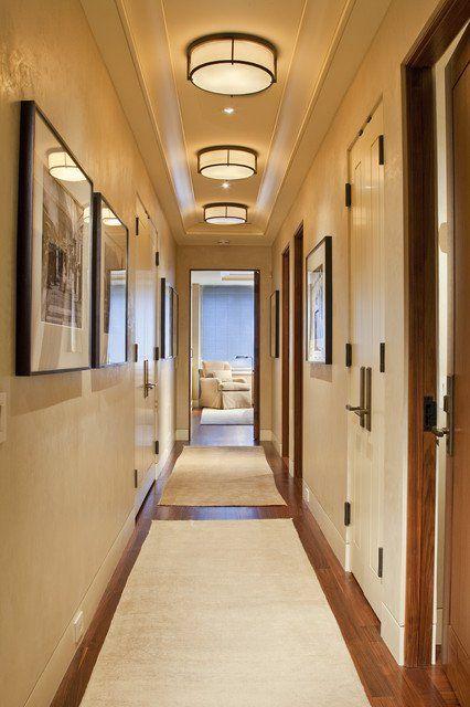 23 Beautiful Hallway Lighting Design Ideas | Hallway light .