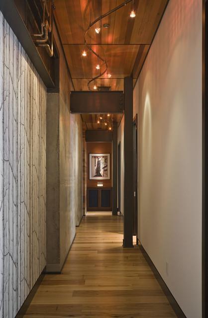 23 Beautiful Hallway Lighting Design Ide