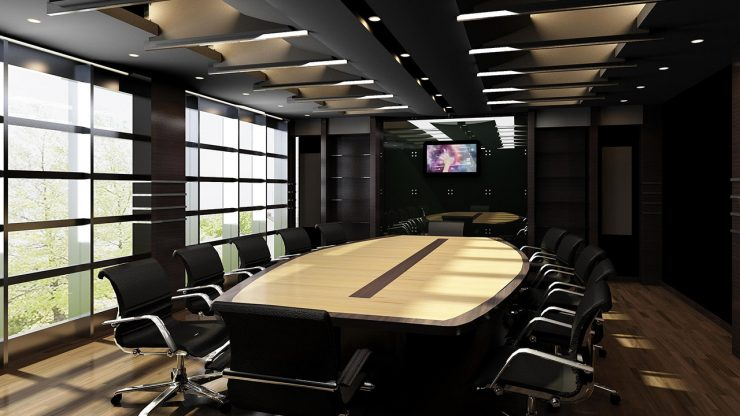 How to Plan the Lighting for Meeting and Conference Rooms .