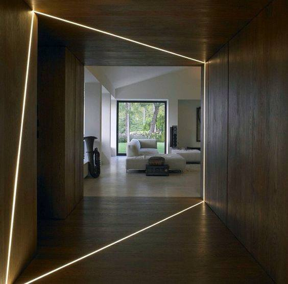 Top 60 Best Hallway Lighting Ideas - Interior Light Fixtur