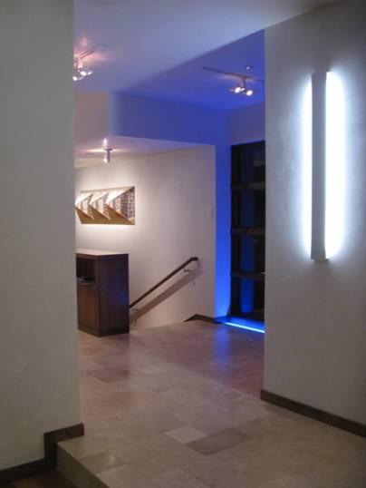 Dynamic Lighting - Modern - Hall - Denver - by 186 Lighting Design .