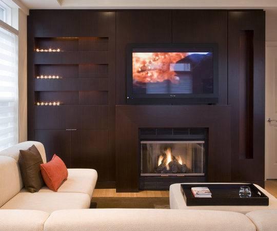 Inspiring Woodwork Designs For Living Room Photo - Little Big .
