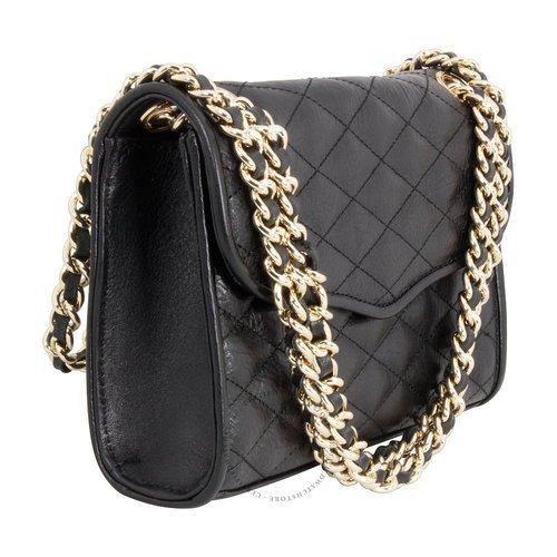 Black Rexine, Leather Designer Luxury Hand Clutch Bag, Rs 885 .
