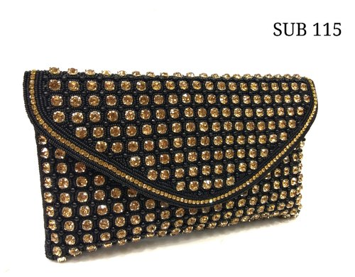 Embroidered Hand Work Hand Clutch Purse SUB115, Rs 1350 /piece .