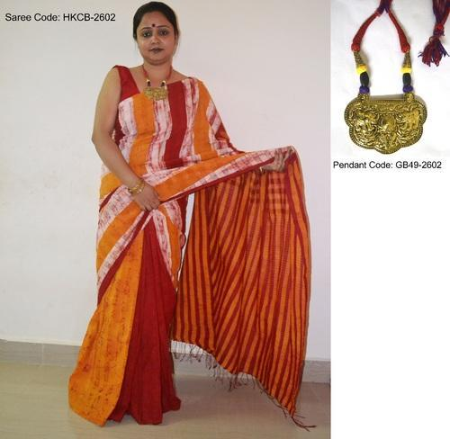 Khadhi Cotton Handloom Sarees, खादी साड़ी in .