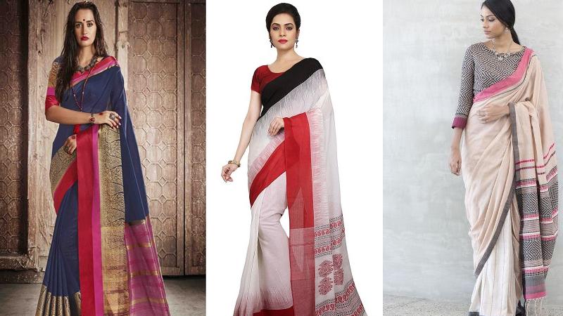 20 Traditional Handloom Sarees With a Modern Twist | Styles At Li