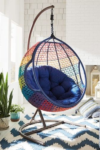 12 Best Hanging Chairs - Indoor and Outdoor Hammock and Swing Chai