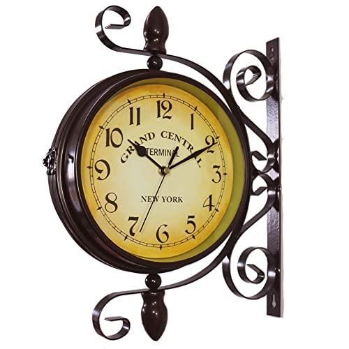 Huge Hanging Wall Clock: Amazon.c