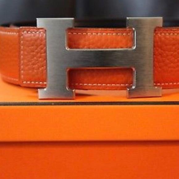 Hermes Other | New Orange Belt | Poshma