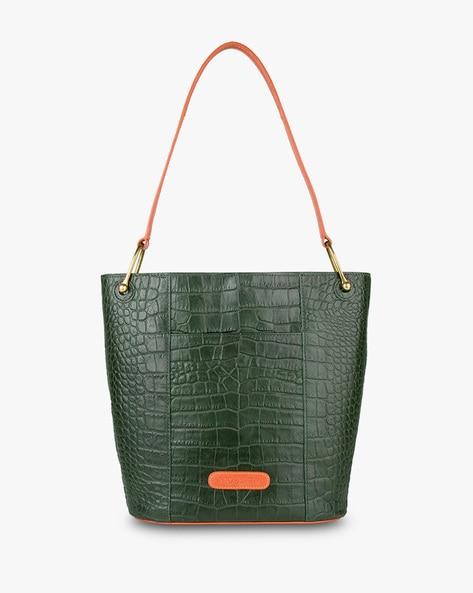 Buy Green Handbags for Women by HIDESIGN Online | Ajio.c