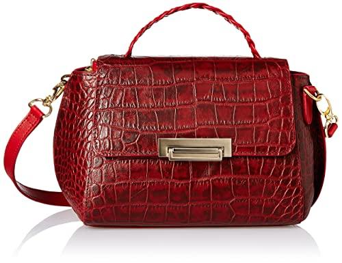 Buy Hidesign Women's Handbag (Red) at Amazon.