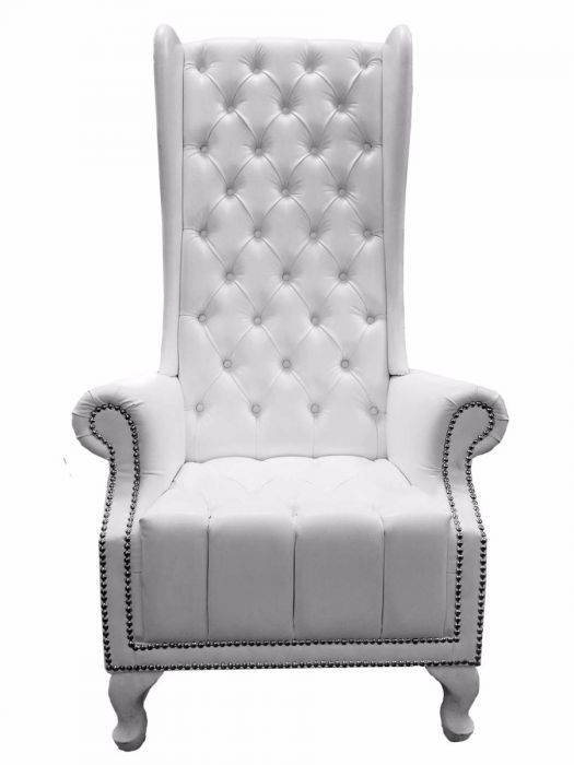 Tufted High Back Chair | Quality Rent