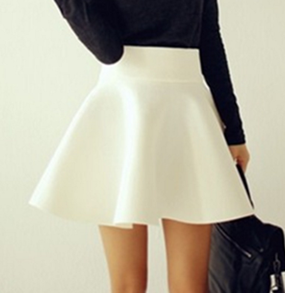 CUTE SEXY HOT HIGH WAIST SKIRTS on Luul