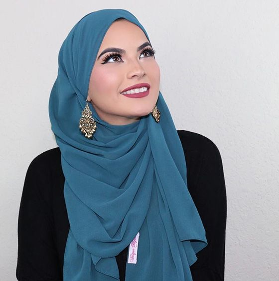 How To Wear Hijab Styles Step By Step In 28 Different Ways (With .