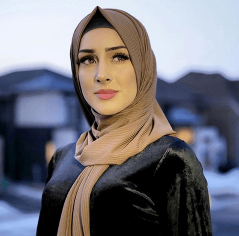 13 Stylish Hijab Wrapping Ideas For Women With Oval Fa