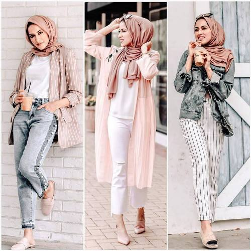 How to Wear Hijab Styles Choose Beautiful Full Hijab Styles and .