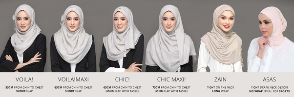 What are some fashionable Hijab styles? - Quo