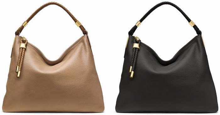 Michael Kors Skorpios Hobo Bag - Blog for Best Designer Bags Revi