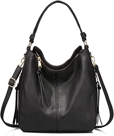 Amazon.com: Handbags for Women Large Designer Ladies Hobo bag .