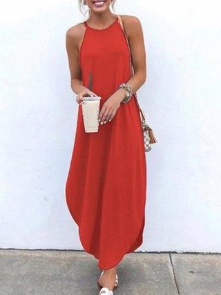 Justfashionnow Summer Dresses 1 Sundress Halter Holiday Dress